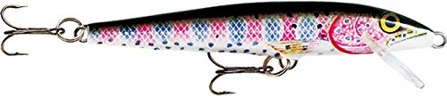 Rapala Original Floater 05 Fishing lure ( Fishing lure (Rainbow Trout, Size- 2)