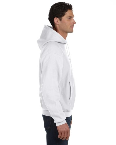 Champion 12 oz. 82/18 Reverse Weave Pullover Hood, Silver Grey, XXL (Champion Shorts Womens 1 Mesh)