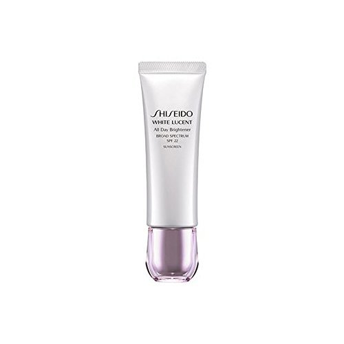 - Shiseido/White Lucent All Day Brightener Moisturizer Spf 22 1.7 Oz (50 Ml)
