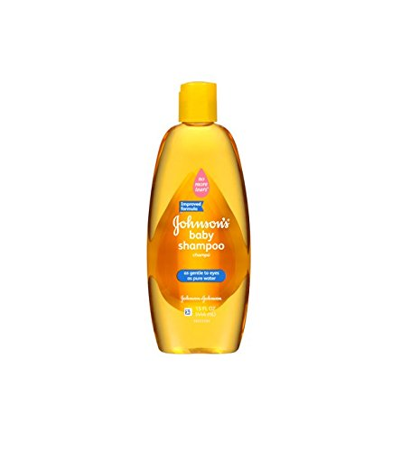 Johnson's Baby Tear Free Shampoo, 20 Fl. - Mall Slc