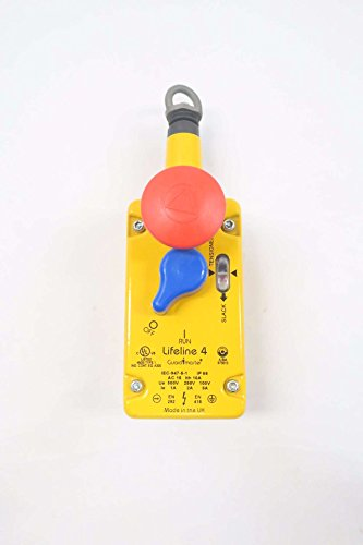 ALLEN BRADLEY 440E-L13043 LIFELINE 4 GUARDMASTER SAFETY SWITCH D538070