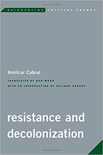 Resistance and Decolonization (Reinventing Critical Theory)