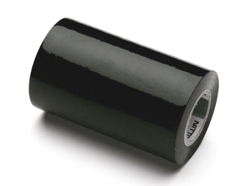 Ruban adhé sif isolant 100mm x 10m noire Velleman 138770