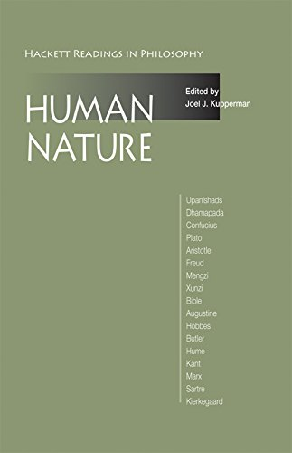 Human Nature: A Reader (Hackett Readings in Philosophy)