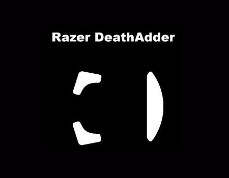 Corepad [Gaming Mouse Feet] Skatez for Razer Death Adder (Right and Left Handed Model + Respawn)/ Dragon Age II/Mac Edition/Guild Wars Edition CS27690 (Best Gaming Mouse For Guild Wars 2)