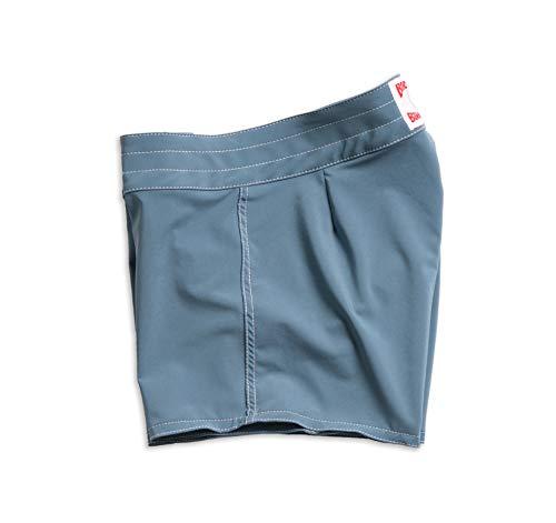 Birdwell Women's Stretch Board Shorts - Long Length (Light Blue, 10) by Birdwell Beach Britches (Image #8)