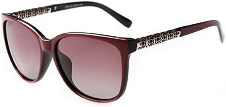 Outray Women's B101 Glitter Frame Polarized Sunglasses