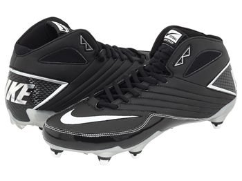 Nike Super Speed D 3/4 Men's Detachable Football Cleats -...
