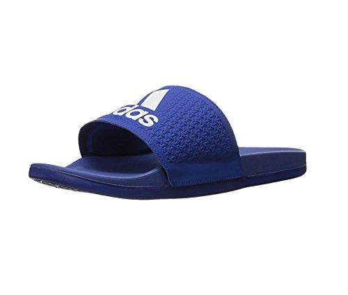Blue Mens Slides - 7