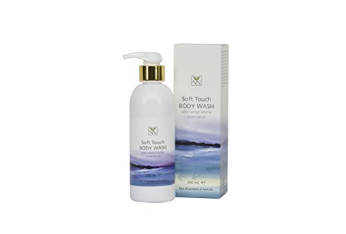 Y-Not Natural® Natural Moisturizing Body Wash with Australian Emu Oil and Lemon Myrtle Essential Oil - 6.8 oz - Rich in Vitamin K, CLA, and Essential Fatty Acids for Full, Healthy, Vibrant Skin!