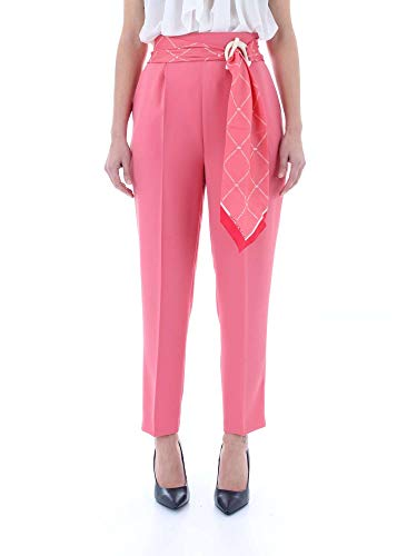 Pantalones Franchi Mujer Peonía Elisabetta 91e2 Pa259 wzqSqg6