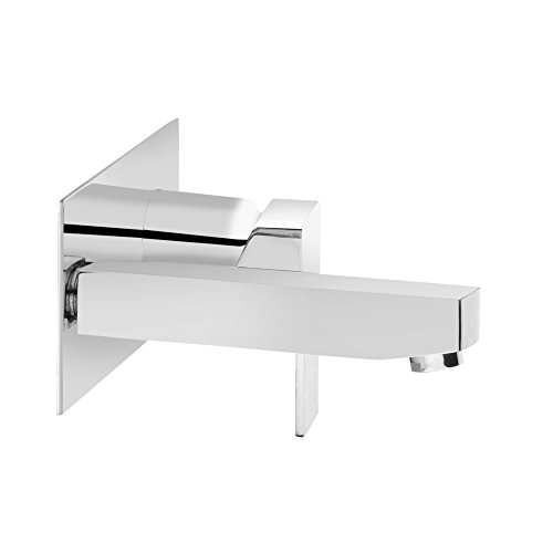 Hindware Concealed Basin Mixer Wall Mounting Exposed Kit (Chrome)
