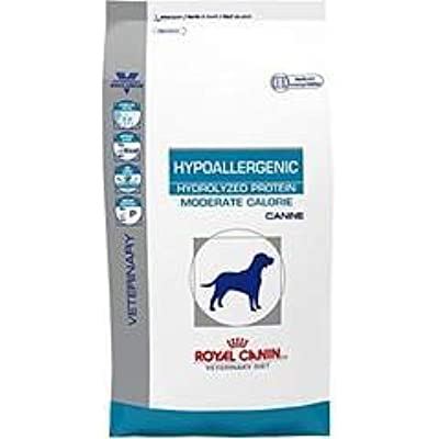 Royal Canin Veterinary Diet Hydrolyzed Protein Moderate Calorie Dry Dog Food 24.2 lb