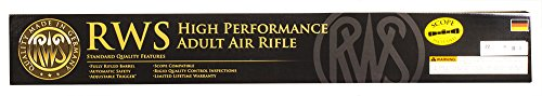 RWS Model 34 .22 Caliber Pellet Air Rifle ()