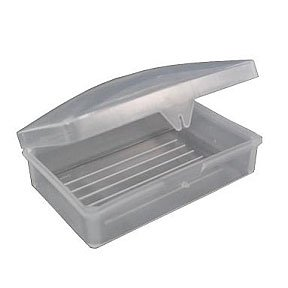 Generic Plastic Soap Dish Holder (box of 100) by Generic