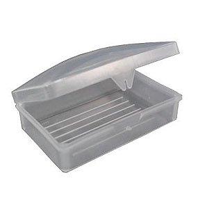 Generic Plastic Soap Dish Holder (box of 100) (Plastic Soap Travel Dish)