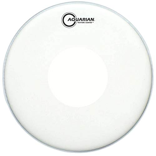 Aquarian 10'' Specialty Snare Texture Coated w/ Power Dot Drumhead