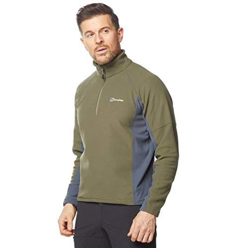 Berghaus Men's Hartstop Half-Zip Micro Fleece