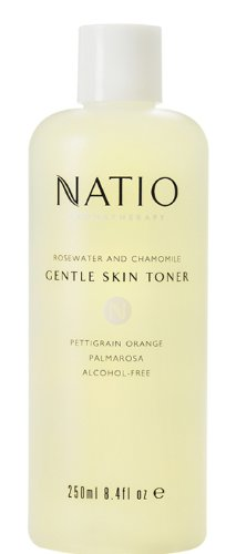 Natio Aromatherapy Rosewater and Chamomile Gentle Skin Toner 250ml Gentle Aromatherapy