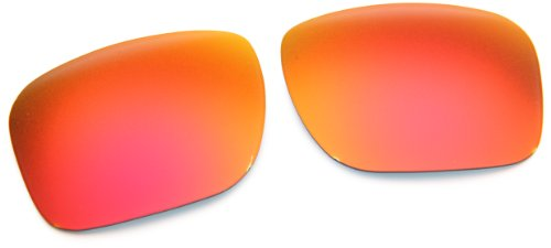 Oakley Holbrook 43-347 Iridium Replacement Lens,Ruby Lens,One Size