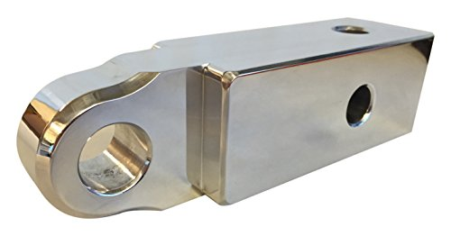 All Sales AMI 8800P Polished Hitch Plug Billet Hook