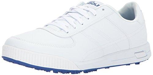 Skechers, Scarpe da camminata uomo White