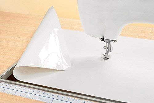 30 x 50cm Free Motion Slider Sheet for Sewing Machines