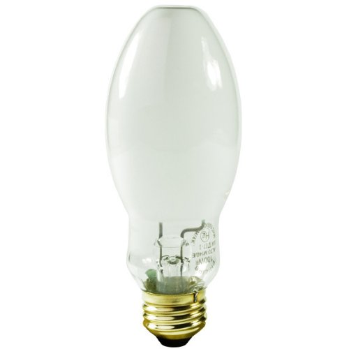 SYLVANIA 64588 - 50 Watt - E17 - METALARC PRO-TECH - Pulse Start - Metal Halide - Protected Arc Tube - 2900K - Medium Base - White Coated - ANSI M110/O - Universal Burn - MP50/C/U/MED 50 Watt E17 Medium Base
