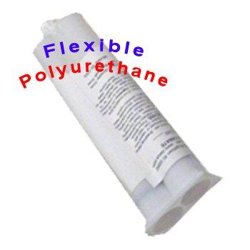 (75 ml, Clear, Flexible Two Part Polyurethane Resin)