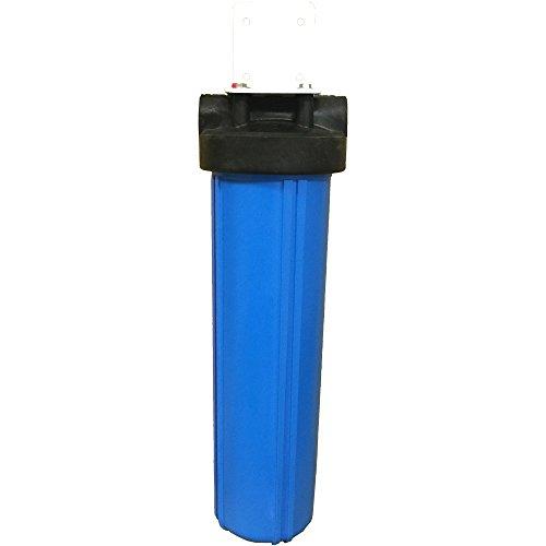 - AFWFilters CF1-4520-PH-PENTEK 20-inch Single Canister Upgraded PENTEK Big Blue pH Calcite/Corosex/GAC Filter for Acidic Water
