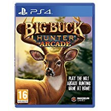 Big Buck Hunter Arcade (PS4) (Big Buck Hunter Arcade Game For Sale)