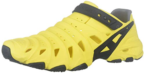 (CrossKix Unisex 2.0 Athletic Water Shoes, Yellowjacket, M8W10)