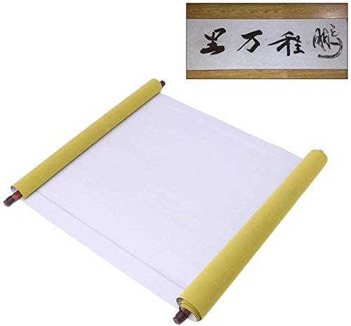 Calligraphy Paper,Reusable Chinese Magic Cloth Water Paper Calligraphy Fabric Book Notebook for Chinese Calligraphy Practice - Designs Fabric Chinese