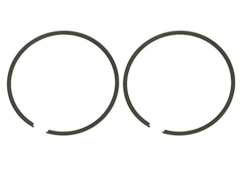 Outlaw Racing Piston Ring Set 66.34-66.37mm Suzuki RM250 Yamaha YZ250 YZ250X Outlaw Racing Products