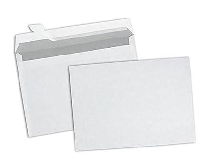 Envoltura 50 A5 electrónico - C5 papel blanco tamaño 90g 162 x 229 ...