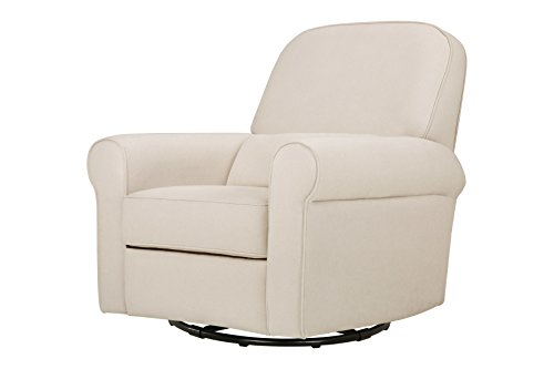 DaVinci Ruby Recliner and Glider, Cream by DaVinci