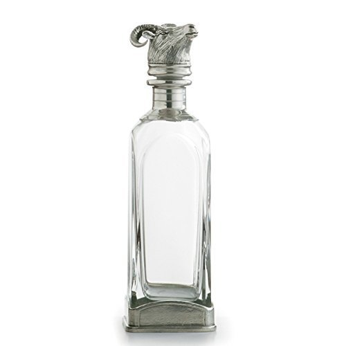Arte Italica Animale Ram Decanter by Arte (Ram Decanter)
