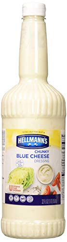 Bottles Blue Cheese Dressing 32 oz, Pack of 6 ()