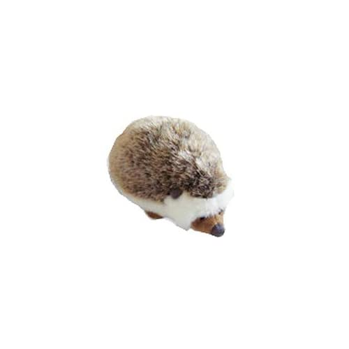 Fluff & Tuff Harriet The Hedgehog Plush Dog Toy