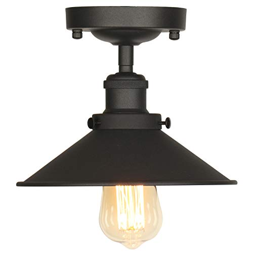 Outdoor Semi Flush Ceiling Lights in US - 8