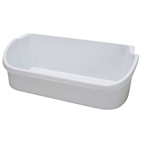 PS430121 Refrigerator Door Bin 15-1/2'' For Frigidaire Electrolux AP2116036 White Gallon Door Shelf by Electrolux
