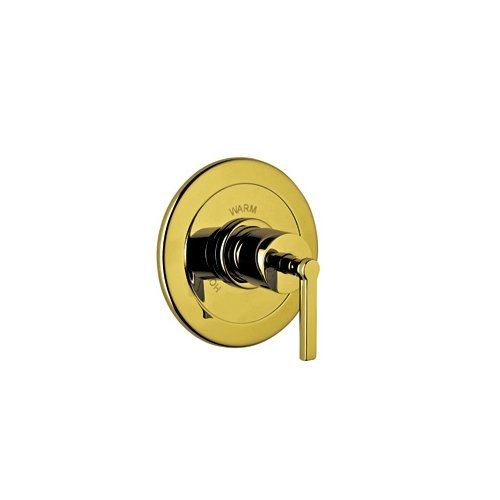 Rohl A6200XMIB Kit Avanti Bath Trim Kit for Pressure Balance with Integrated Volume Control with Cross Handle and without Diverter Inca Brass