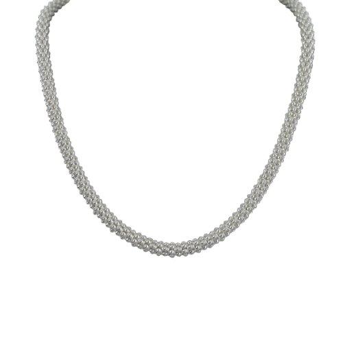 Canyon - C9305 - Collier Chaine Femme - Argent 925/1000 19 gr - 45 cm
