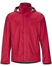 Marmot Heren Precip Eco jas, waterdichte jas, lichtgewicht regenjas met capuchon, winddichte regenjas, ademende windjack, ideaal voor hardlopen en wandelen