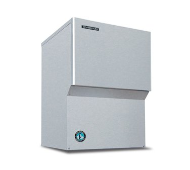 Hoshizaki KMS-1122MLH 22'' Energy Star Rated Serenity Series Ice Maker Modular With 1120 lbs. Daily Ice Production Crescent Ice Cubes H-GUARD Plus CycleSaver Design EverCheck Alert S by Hoshizaki