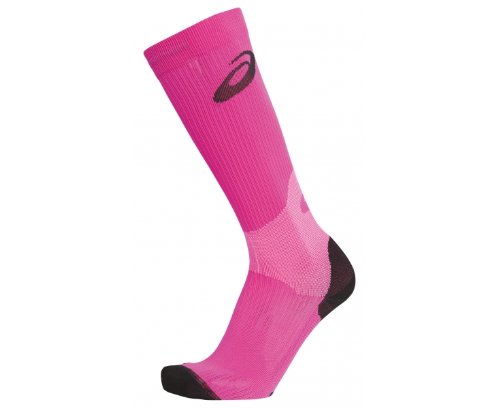 ad08d8fda1 Asics Women's Socks Pink pink L: Amazon.co.uk: Clothing