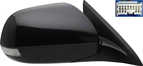 Dorman 955-1688 Acura TSX Passenger Side Powered Heated Fold Away Side View Mirror with Turn Signal Indicator