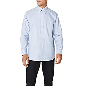 Fruit of the Loom Oxford Camicia Uomo