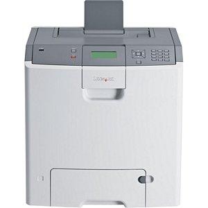 C736DN Color Laser 35PPM 1200DPI USB 256MB Dupl PS3 PCL6 (Printer C736dn Laser Color)