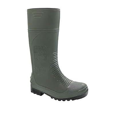 Panter 2091 Verde S5 (Waterproof) Safety Boot (44)